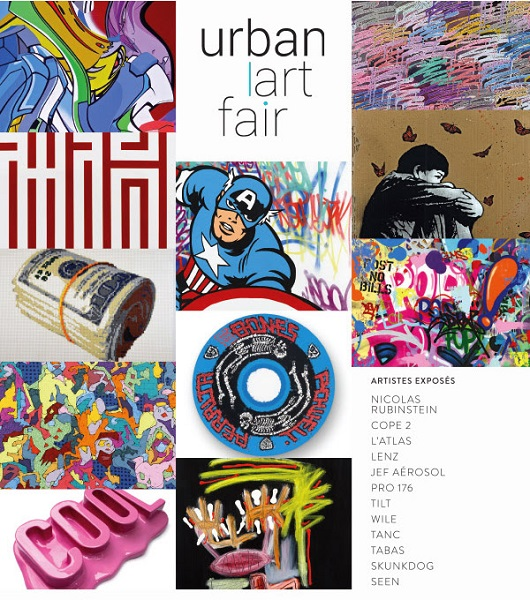 INVITATION URBAN ART FAIR 530px
