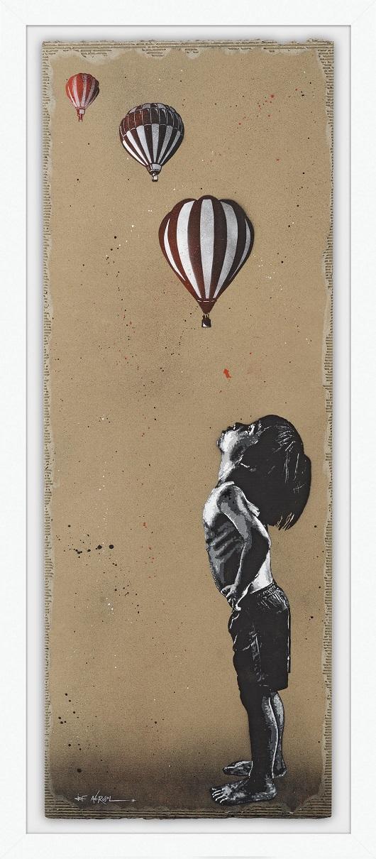 JEF AEROSOL les montgolfieres 212x79cm 530px