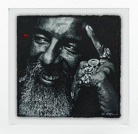 JEF AEROSOL richie's ring carton 62x62cm 530px