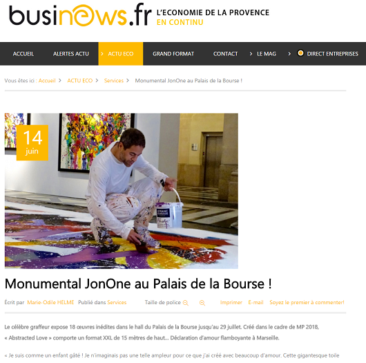 businews 14 juin