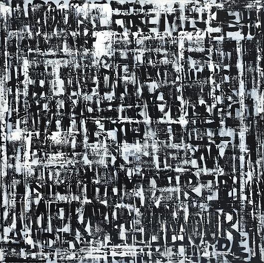 AMOUR EPHEMERE 100 x 100 cm 2750e 530px