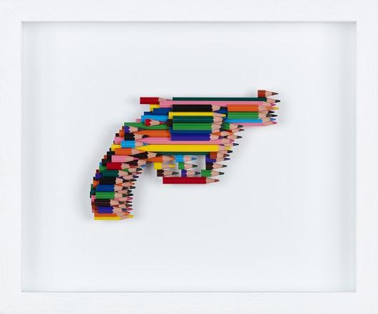 Luke Newton _ S+®rie Crayons Not Carnage _ Colts 012 , 26,5 x 32,5 x 6 cm prix 3200 Ôé¼