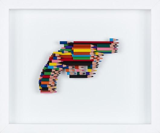 Luke Newton _ S+®rie Crayons Not Carnage _ Colts 013 , 26,5 x 32,5 x 6cm prix 3200Ôé¼