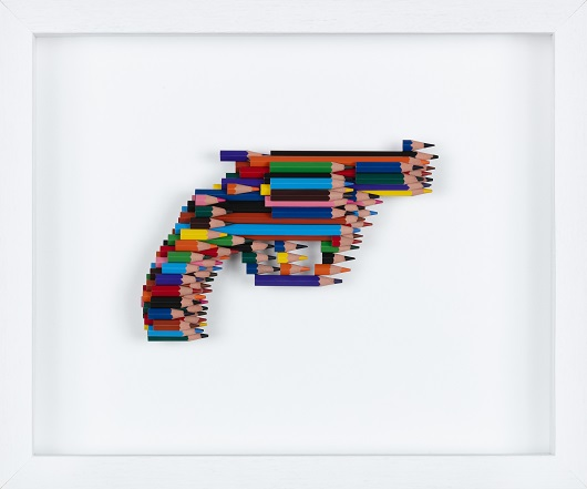 Luke Newton _ S+®rie Crayons Not Carnage _ Colts 016 , 26,5 x 32,5 x 6 cm prix 3200 Ôé¼