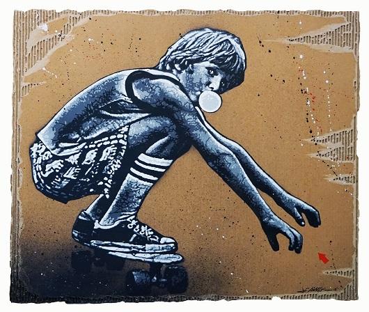 1910_Chewing-gum_78x92cm_carton 4700Ôé¼