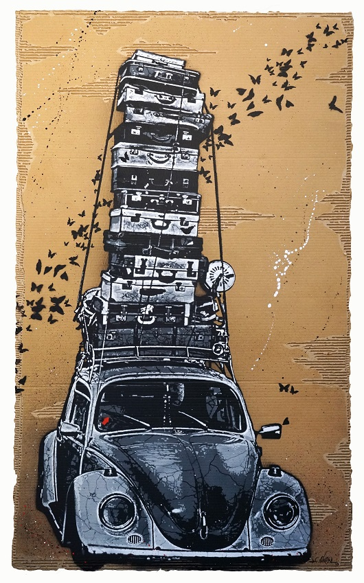 1910_The Loaded Beetle_165x96cm_carton 9700Ôé¼