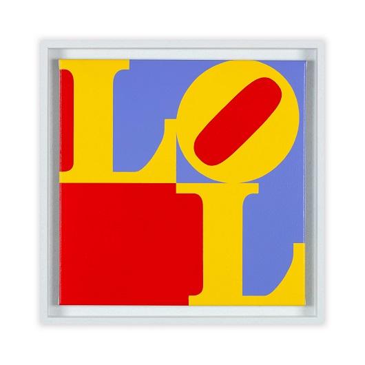 Small LOL 1 acrylique sur toile 50x50x2cm 1800 1500px