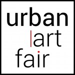 Logo Urban _ Art Fair 2019_noir & rouge 530px